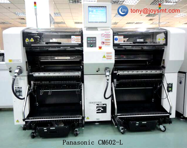 Panasonic CM602-L placement machine Specification and price