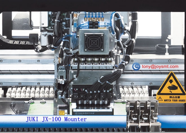JUKI JX-100 LED High Speed Mounter Specification