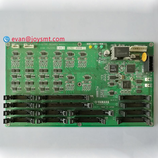 Yamaha YG100 I/O IF Board Assy