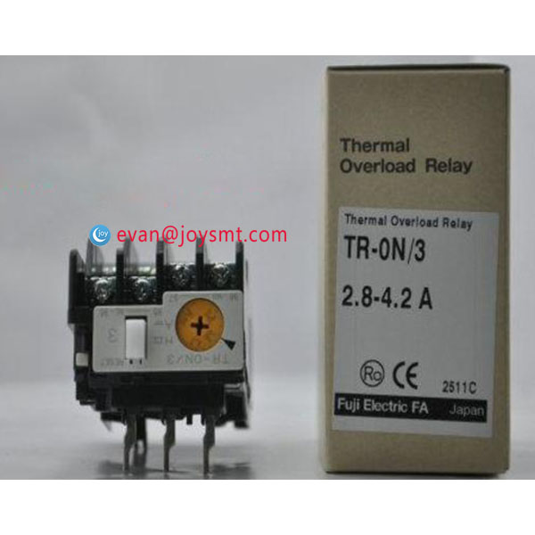 Fuji Thermal Overload Relay 3  2.8-4.2A